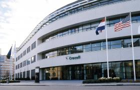 Crucell's Leiden headquarters