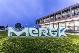 Merck building