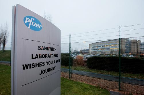 Pfizer S Sandwich Site On Market As Discovery Park